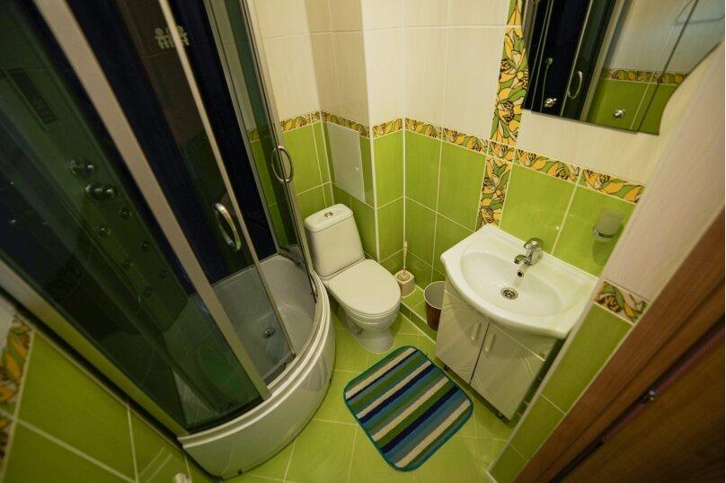 2-х комнатный 1 эт. №3, улица Лермонтова, 9, Витязево - Фотография 5
