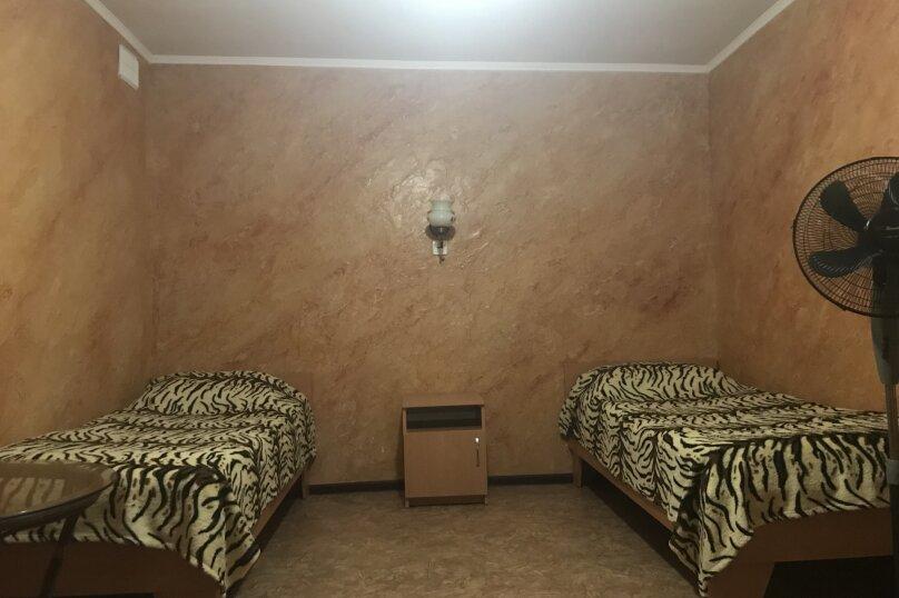 2-х комнатный дом со всеми удобства на 5 человек, 2 спальни, Приморская улица, 12, Черноморское - Фотография 16