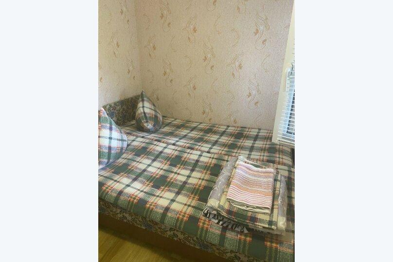 2 местный стандарт с двухспальной кроватью, Танкистов, 33, Судак - Фотография 4