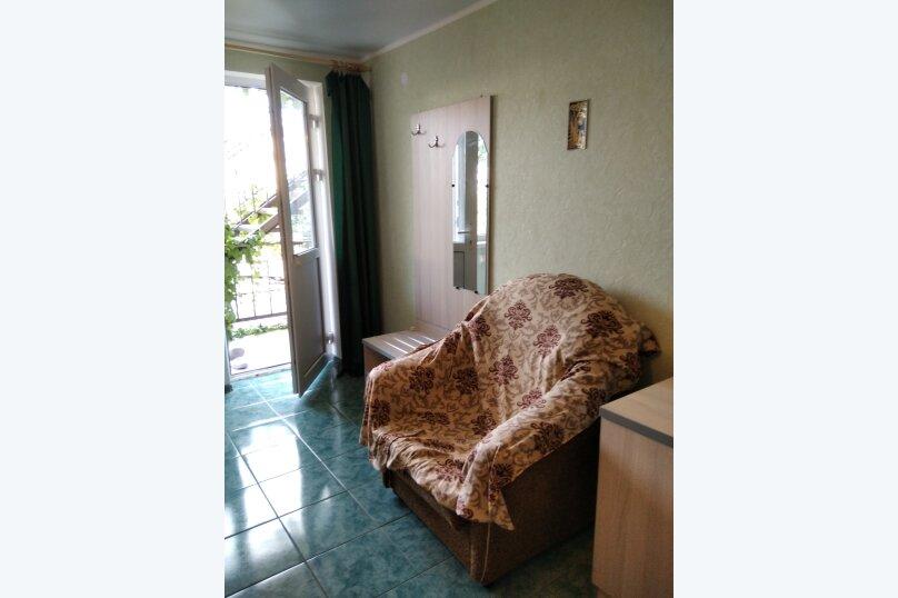 Двухместный: Комната, Стандарт, 2-местный, 1-комнатный, улица Красных Партизан, 68, Геленджик - Фотография 32