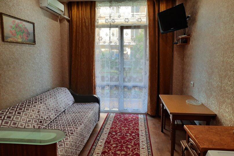 1-комн. квартира, 18 кв.м. на 2 человека, улица Рыбацкий Причал, 6, Севастополь - Фотография 4