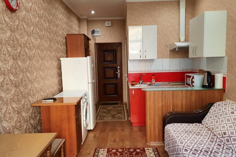 1-комн. квартира, 18 кв.м. на 2 человека, улица Рыбацкий Причал, 6, Севастополь - Фотография 5