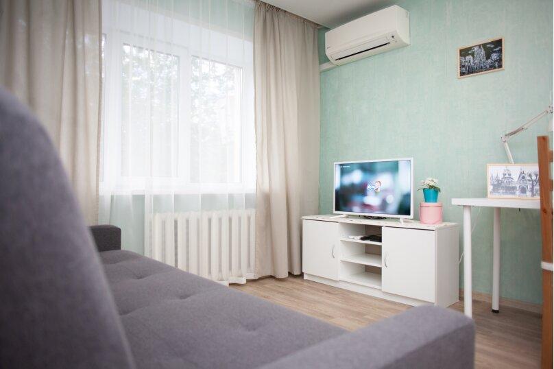 1-комн. квартира, 32 кв.м. на 4 человека, улица Мяги, 28, Самара - Фотография 3