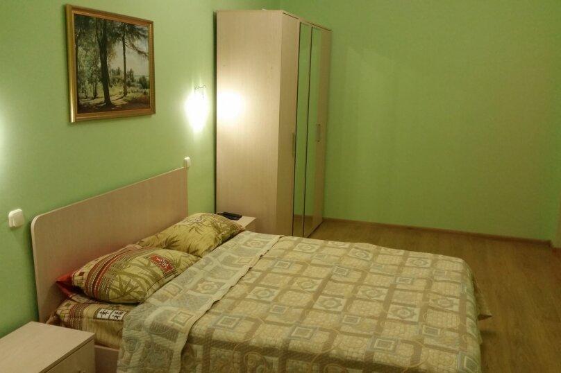 2-комн. квартира, 60 кв.м. на 6 человек, улица Дружбы, 9, Джемете - Фотография 2
