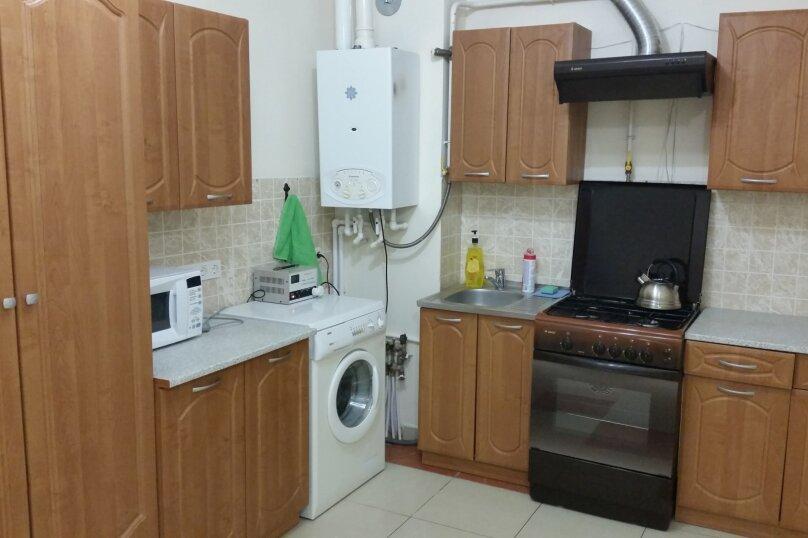 2-комн. квартира, 60 кв.м. на 6 человек, улица Дружбы, 9, Джемете - Фотография 4