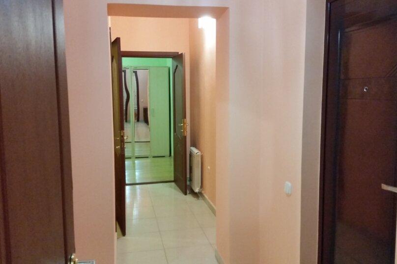 2-комн. квартира, 60 кв.м. на 6 человек, улица Дружбы, 9, Джемете - Фотография 9