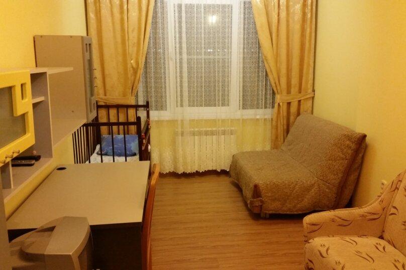 2-комн. квартира, 60 кв.м. на 6 человек, улица Дружбы, 9, Джемете - Фотография 13