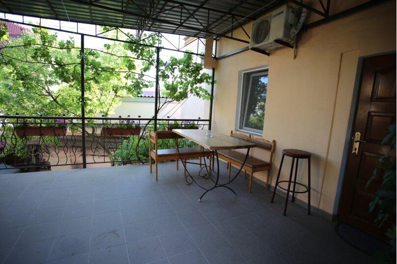 2 этаж дома 2 комнаты под ключ, 40 кв.м. на 6 человек, 2 спальни, Русская улица, 49, Феодосия - Фотография 8