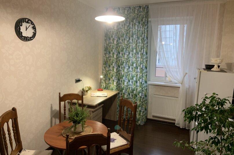 1-комн. квартира, 44 кв.м. на 3 человека, Кубанская набережная, 64, Краснодар - Фотография 10