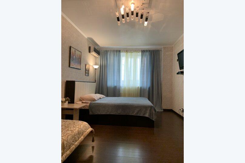 1-комн. квартира, 44 кв.м. на 3 человека, Кубанская набережная, 64, Краснодар - Фотография 15