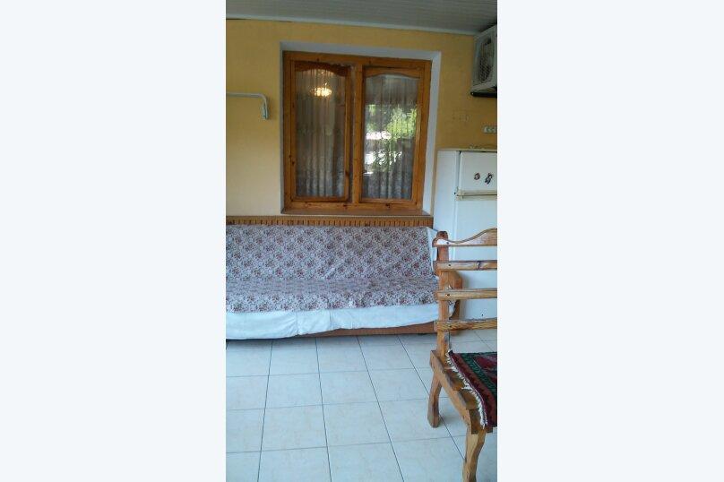 Частное домовладение на 8 человек, Октябрьская улица, 21, Алушта - Фотография 16