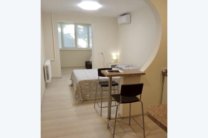 1-комн. квартира, 25 кв.м. на 3 человека, Октябрьская улица, 6А, Ялта - Фотография 2