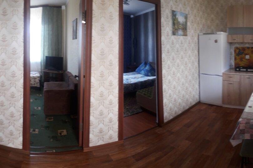 Коттедж, 36 кв.м. на 5 человек, 2 спальни, Таманская улица, 133, Благовещенская - Фотография 17