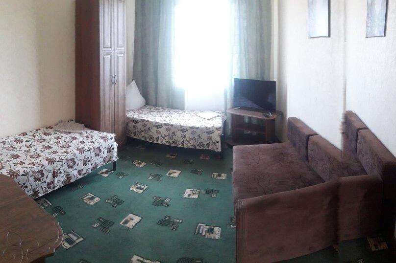 Коттедж, 36 кв.м. на 5 человек, 2 спальни, Таманская улица, 133, Благовещенская - Фотография 18