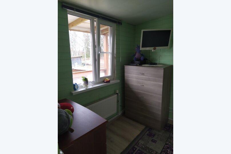 Дом, 42 кв.м. на 4 человека, 2 спальни, деревня Надевицы, Центральная, 32, Луга - Фотография 19