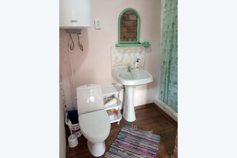 Дом, 24 кв.м. на 2 человека, 1 спальня, улица Гумилёва, 3, Коктебель - Фотография 13
