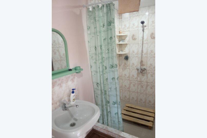 Дом, 24 кв.м. на 2 человека, 1 спальня, улица Гумилёва, 3, Коктебель - Фотография 14