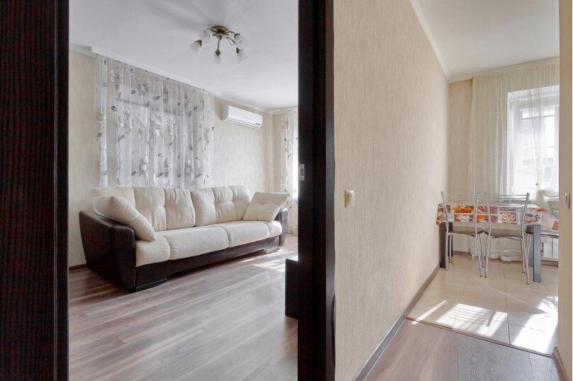 1-комн. квартира, 37 кв.м. на 3 человека, проспект Ленина, 121, Ростов-на-Дону - Фотография 9