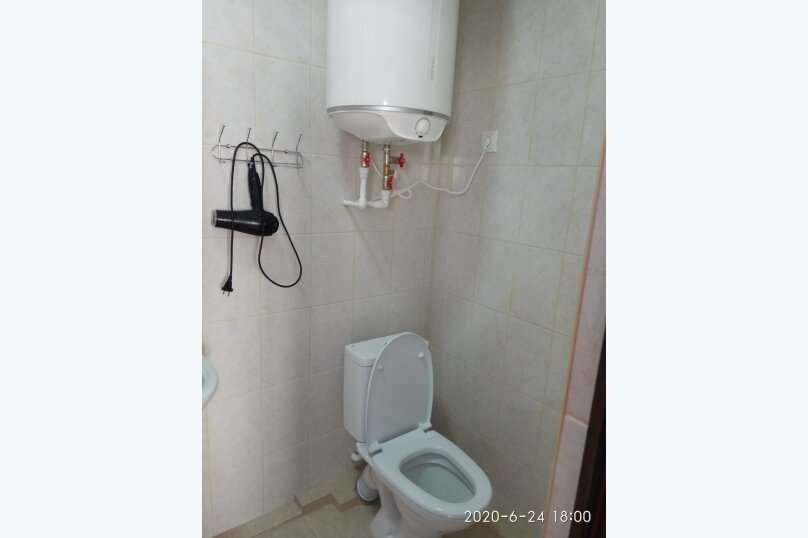 Номер двухместный с доп.местом, Морская улица, 32, Поповка - Фотография 2