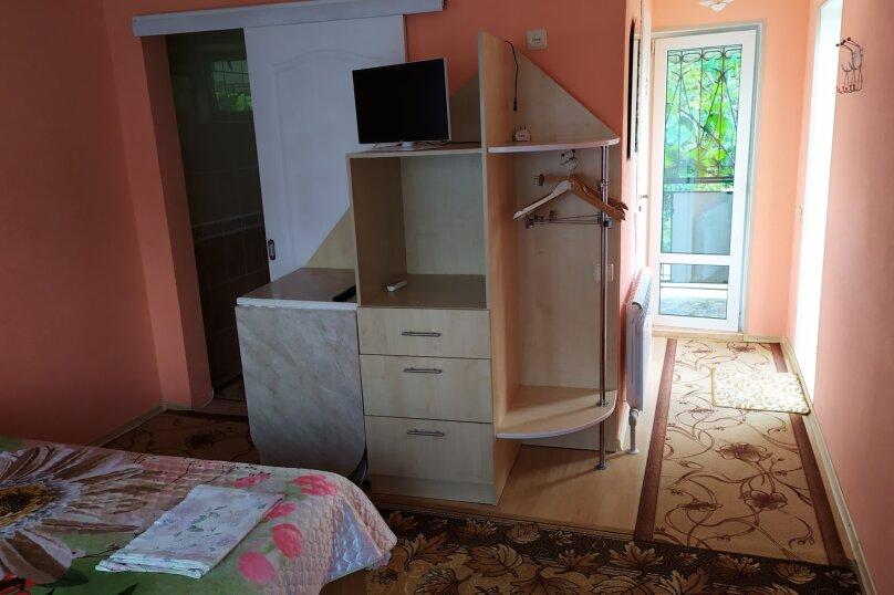 Коттедж, 15 кв.м. на 3 человека, 1 спальня, улица Горького, 17, Алушта - Фотография 4