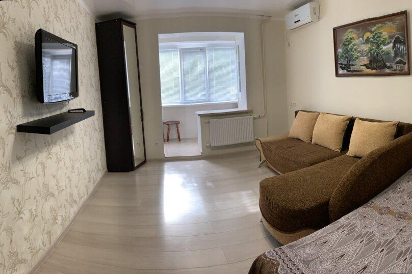 2-комн. квартира, 50 кв.м. на 5 человек, улица Ленина, 98, Судак - Фотография 11