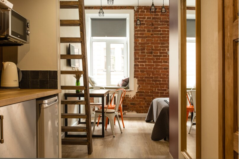 """Гостиница """"New Horizon on Gromvoy"""", переулок Ульяны Громовой, 8Б на 6 комнат - Фотография 35"""