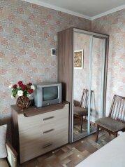 Благоустроенный номер с уютным зеленым двориком. , 40 кв.м. на 3 человека, 1 спальня, улица Калинина, 14, Алупка - Фотография 1
