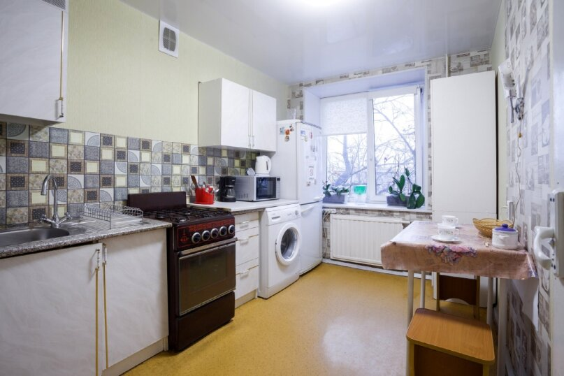 1-комн. квартира, 29 кв.м. на 4 человека, Народного Ополчения , 131, Санкт-Петербург - Фотография 6