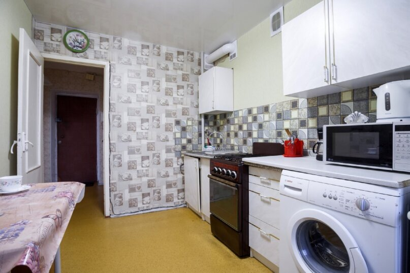 1-комн. квартира, 29 кв.м. на 4 человека, Народного Ополчения , 131, Санкт-Петербург - Фотография 11