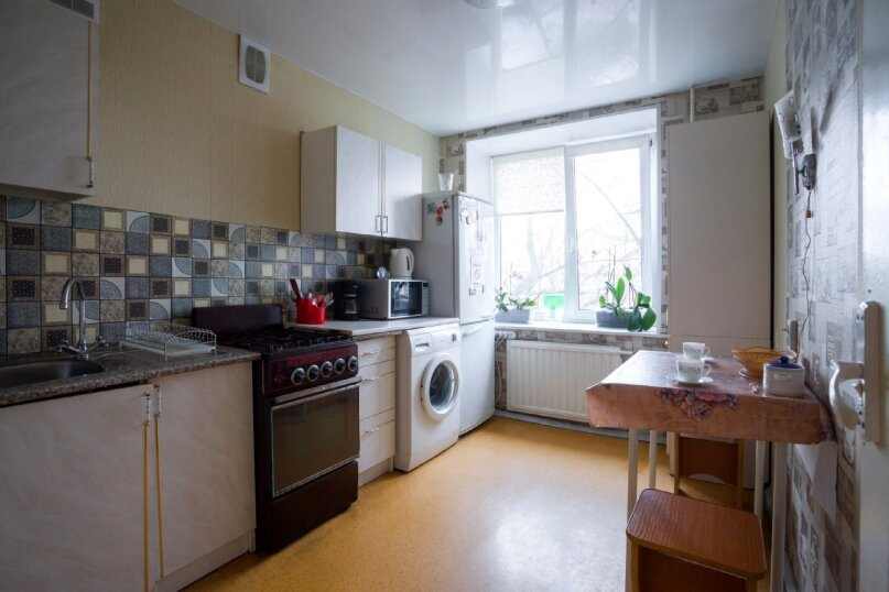1-комн. квартира, 29 кв.м. на 4 человека, Народного Ополчения , 131, Санкт-Петербург - Фотография 16