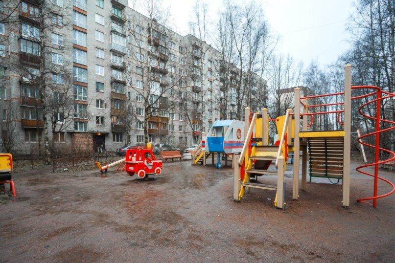 1-комн. квартира, 29 кв.м. на 4 человека, Народного Ополчения , 131, Санкт-Петербург - Фотография 17