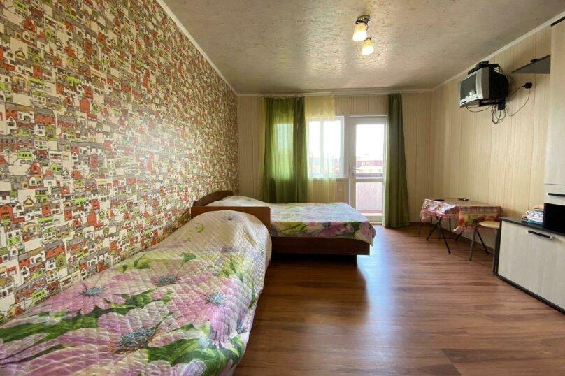 """Гостиница """"Апельсин"""", улица Антонова, 1Г на 3 комнаты - Фотография 9"""