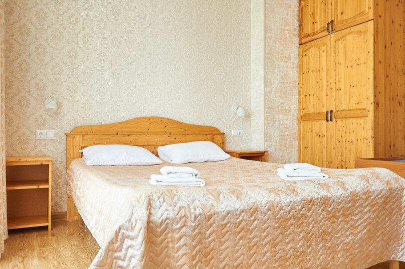 2-х местный с двухспальной кроватью, улица Просвещения, 109В, Адлер - Фотография 5