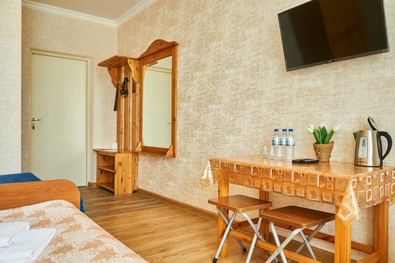 2-х местный с двухспальной кроватью, улица Просвещения, 109В, Адлер - Фотография 9