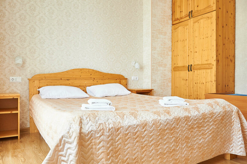 2-х местный с двухспальной кроватью, улица Просвещения, 109В, Адлер - Фотография 11