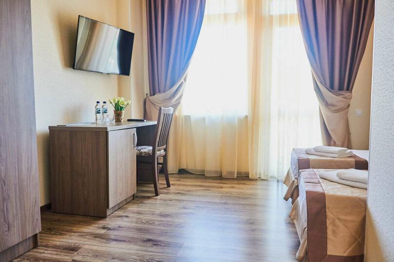 2х местный с двумя раздельными кроватями, улица Просвещения, 109В, Адлер - Фотография 10