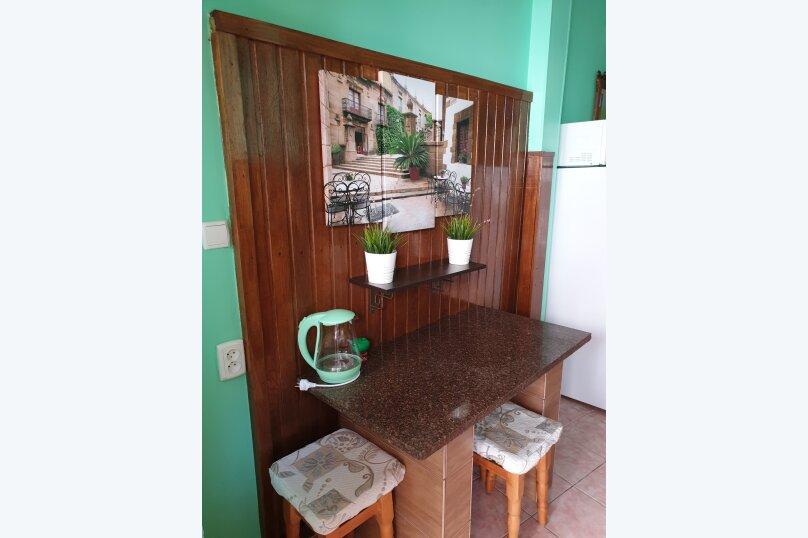Домик 2-х комнатный в Гурзуфе на 5 человек, 2 спальни, Санаторная улица, 3, Гурзуф - Фотография 15