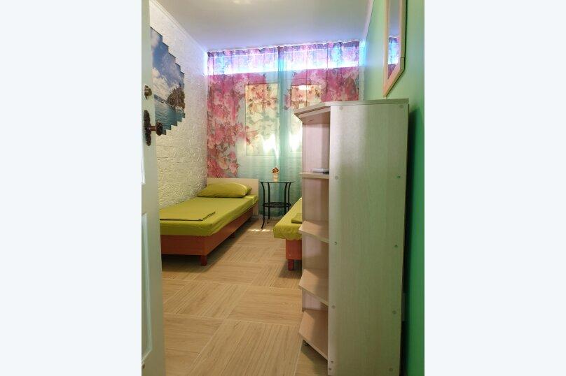 Домик 2-х комнатный в Гурзуфе на 5 человек, 2 спальни, Санаторная улица, 3, Гурзуф - Фотография 17