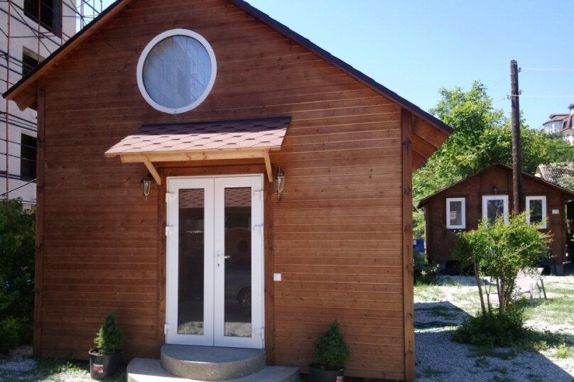 Дом, 12 кв.м. на 4 человека, 1 спальня, улица Герцена, 25, Геленджик - Фотография 3