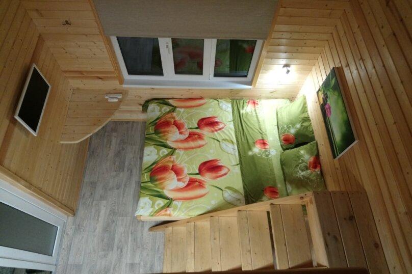 Дом, 12 кв.м. на 4 человека, 1 спальня, улица Герцена, 25, Геленджик - Фотография 5