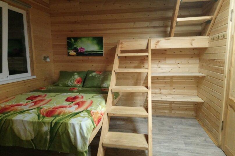 Дом, 12 кв.м. на 4 человека, 1 спальня, улица Герцена, 25, Геленджик - Фотография 8