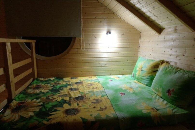 Дом, 12 кв.м. на 4 человека, 1 спальня, улица Герцена, 25, Геленджик - Фотография 9