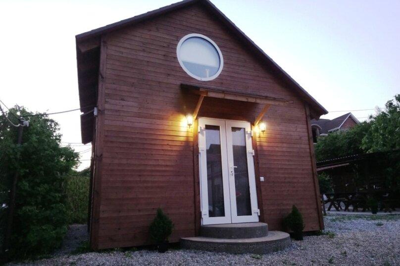 Дом, 12 кв.м. на 4 человека, 1 спальня, улица Герцена, 25, Геленджик - Фотография 11