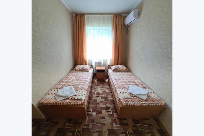 2-х местный номер с раздельными кроватями, Аэродромная улица, 5А, Геленджик - Фотография 2