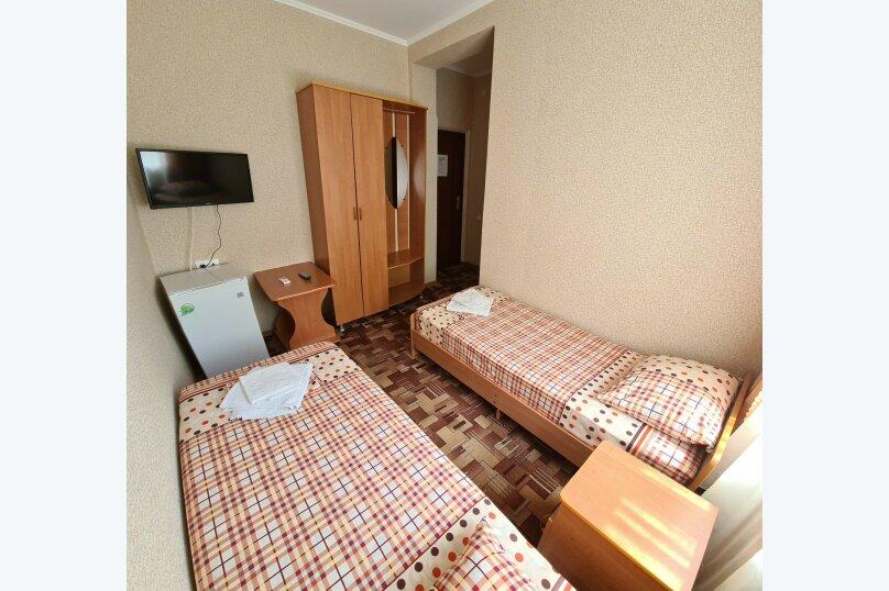 2-х местный номер с раздельными кроватями, Аэродромная улица, 5А, Геленджик - Фотография 4