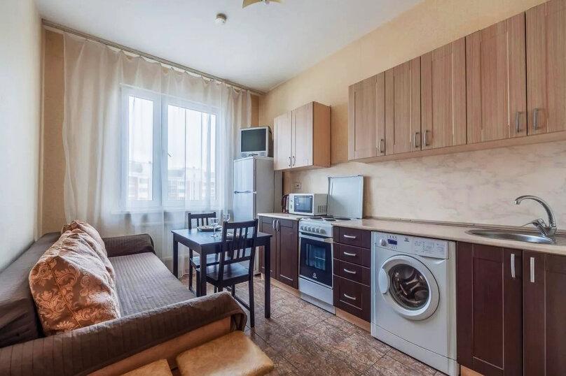 1-комн. квартира, 40 кв.м. на 2 человека, улица Академика Челомея, 7, Москва - Фотография 5