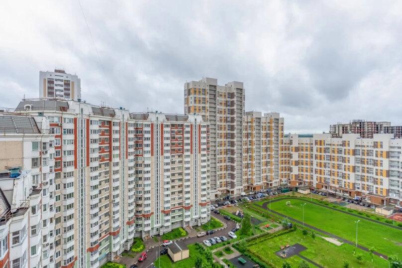 1-комн. квартира, 40 кв.м. на 2 человека, улица Академика Челомея, 7, Москва - Фотография 9