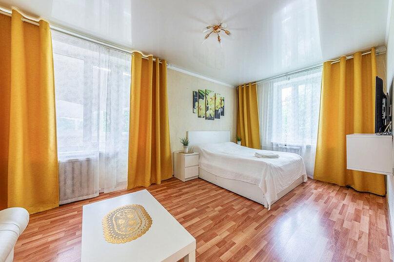 1-комн. квартира, 40 кв.м. на 3 человека, Щёлковское шоссе, 49, Москва - Фотография 1