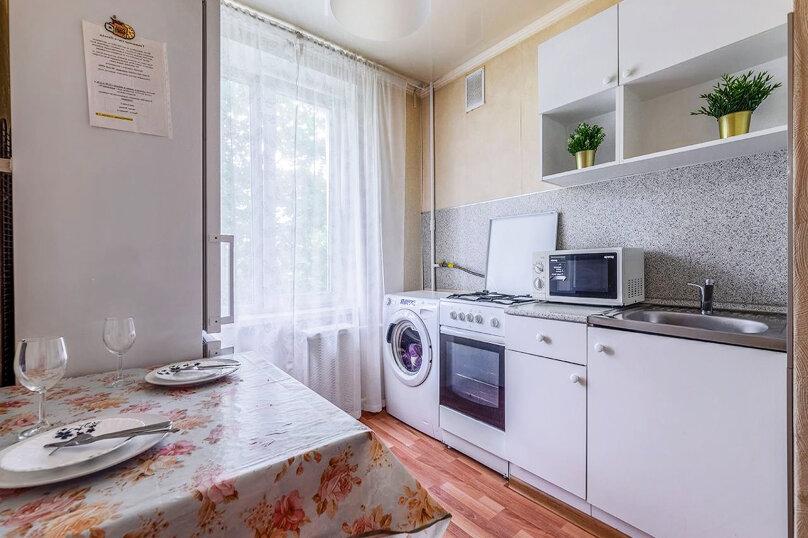 1-комн. квартира, 40 кв.м. на 3 человека, Щёлковское шоссе, 49, Москва - Фотография 5
