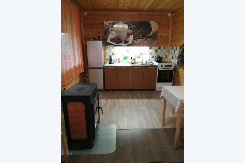 Дом, 50 кв.м. на 4 человека, 2 спальни, Дачная, 15, Лахденпохья - Фотография 17
